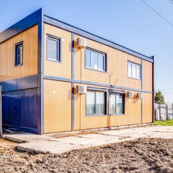 Применение модульных зданий в промышленности