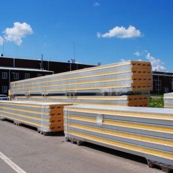 Продажа сэндвич-панелей для строительства в Иваново
