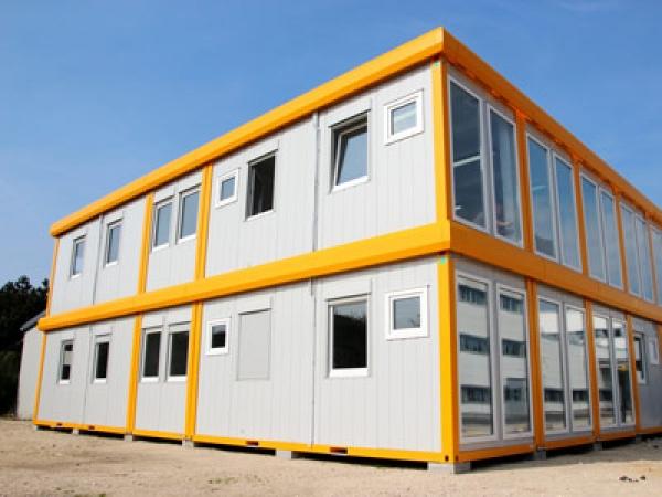 Модульные здания, блок-контейнеры